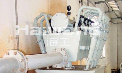 废水处理旋流站